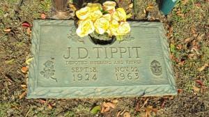 Tippit Grave