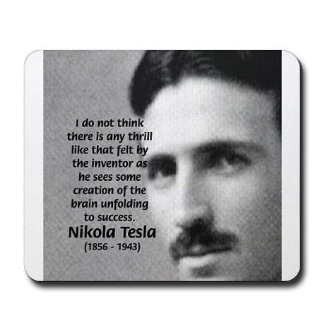 Nikola Tesla Grave