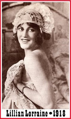 Lillian Lorraine   Obscurely Famous Graves